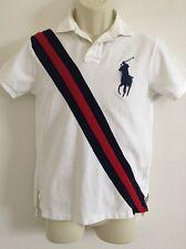 Men's POLO RALPH LAUREN Short Sleeve Golf Shirt Small