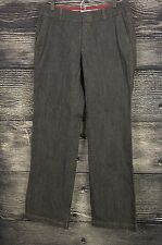 Women's Dockers Black Favorite Fit Denim Trouser Jeans Khakis Sz 6 (29 x 31.5)