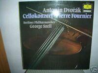 Dvorak-Cello Concerto. Pierre Fournier