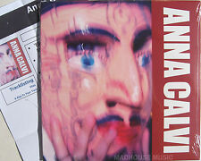 "ANNA CALVI 7"" Eliza / A Kiss To Your Twin + PROMO INFO SHEET 2013 Heavy Vinyl"