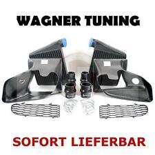 Wagner Tuning dell'aria di RADIATORE KIT-AUDI rs4 2,7l Biturbo-Nuovo-Prezzo Speciale