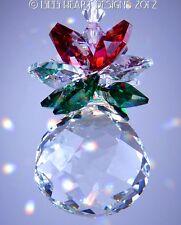 m/w Swarovski 30mm Mozart Ball Christmas Holiday SunCatcher Lilli Heart Designs