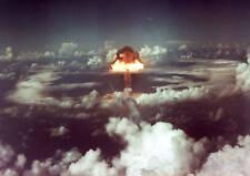 Atomic Bomb  FAT MAN  WWII  8x10 Photo Nagasaki 1945