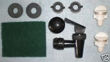 New Replacement Kit for Stainless Steel System with Black Berkey Elements