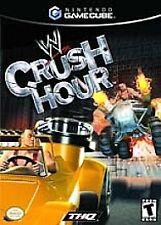 BRAND NEW SEALED GAME CUBE -- WWE Crush Hour (Nintendo GameCube, 2003)
