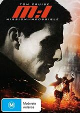 Mission Impossible (DVD, 2011)