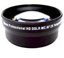 2X Telephoto 0.5X Wide angle Lens Kit For Fuji X100 X100S FujiFilm X100T X30 X20