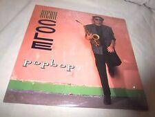 RICHIE COLE-POPBOP-(BEN SIDRAN/DICK HINDMAN/ETC...MILESTONE M-9152 NEW SEALED LP