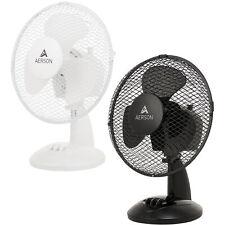 Tischventilator Standventilator Windmaschine kühl Oszillierend Ventilator leise