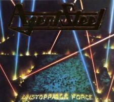 Agent Steel - Unstoppable Force - Ltd CD NEU OVP