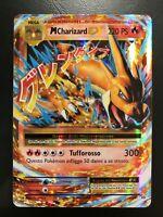 POKEMON - M Charizard EX 13/108 - Holo - XY Evoluzioni - ITALIANO