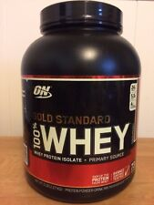 Optimum Nutrition 100 % Gold Standard Whey Protein 5 lbs - Cookies and Cream