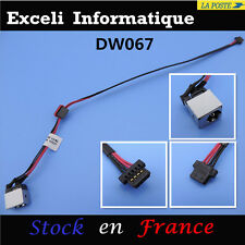 Dc power socket jack puerto et cable hilo acer aspire one D150 D250 Cargador