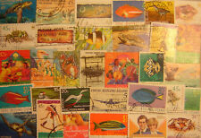 Cocos Islands 35 Different Used