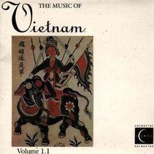 NEW Music of Vietnam 1.1 (Audio CD)