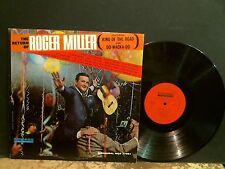ROGER MILLER  The Return Of . . .  LP    U.S. mono original   Great !!