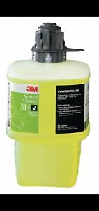 3M Neutral Floor Cleaner Concentrate Size 2L Yellow 3M 3H Black Cap