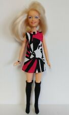 Hasbro Vintage JEM Clothes Pink DRESS & JEWELRY Handmade Fashion NO DOLL d4e