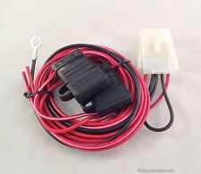 Truck cap wiring harness for third brake light and 12 volt dome light # C90-907