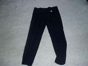 Adidas Golfhose Herren, schwarz, Größe W36 / L32, einmal getragen