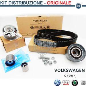 Kit Cinghia Distribuzione ORIGINALE per AUDI Q5 8R 2.0 TDI 2008-2017 Ricambi