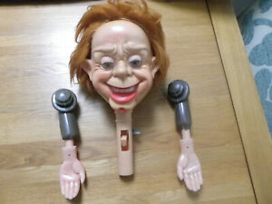 Mr Parlanchin Ventriloquist Dummy - For Spares Or Repair