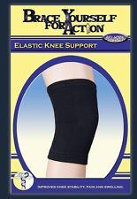 "Bell-Horn Elastic Knee Support Small 12-14"" Black"