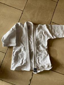 Judo Jacket 130 Cm Age 7