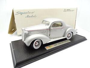 Signature Models 1/18 - Pontiac Deluxe 1936 Grise