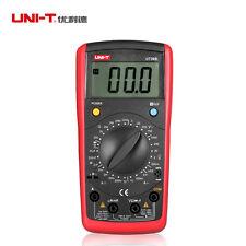 UNI-T UT39B General Manual Range Digital Multimeters Resistance Capacitance