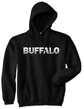 Buffalo New York State City Upstate College University Pullover Hoody Hoodie