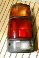 ISUZU RODEO/PUP TRUCK/PASSPORT TAIL LIGHT DRIVER SIDE BLACK TRIM OEM 1992-1997