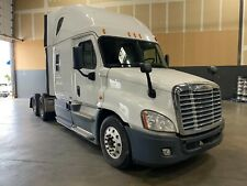 2014 Freightliner Cascadia 125 Sleeper Truck Tractor Isx15 Ca125Sl