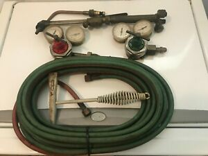 Smith Equipment Cutting/Welding Outfit