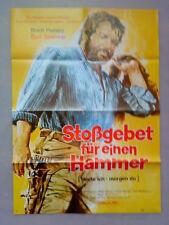 Filmplakat : Stoßgebet für einen Hammer ( Bud Spencer )