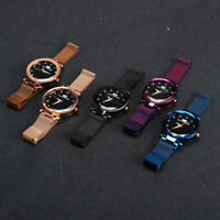 New Women Ladies Starry Sky Quartz Watch Analog Fashion Wrist Watches Girls cs