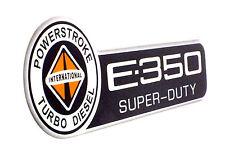 E-350 INTERNATIONAL POWERSTROKE ECONOLINE E350 EMBLEM