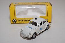 KADO JAPAN VW VOLKSWAGEN BEETLE KAFER POLICE CAR POLITIE MINT BOXED