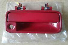 MGZR ROVER 25 (New Genuine) DRIVER  DOOR HANDLE RIO RED CQC CXB000910