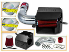 BCP RED For 13-19 Scion FR-S BR-Z 86 2.0 H4 COLD SHIELD AIR INTAKE KIT +FILTER