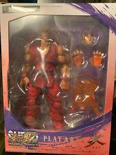Play Arts Kai Super Street Fighter IV Arcade Edition KEN Action Figure