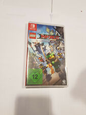 LEGO Ninjago Movie Videogame (Nintendo Switch, 2017)