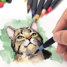 20 Colors Water Color Soft Brush Marker Pen Set For Kids Stationery Art Supplies