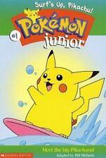 Surf's Up, Pikachu! (Pokemon Junior, No.1) by Bill Michaels, Good Book