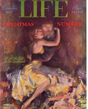 1928 Life December Christmas Issue - Santa Claus; Jazz Age; Toys; Palm Beach
