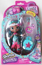 Shopkins Lil Secrets Shoppies Doll - Tia Tigerlily