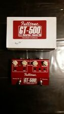 DescriptionFulltone - Amazing Sound and Quality!The Fulltone GT-500 is a truly