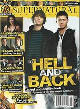 Supernatural Magazine 6 100 Page Special Jared & Jensen Sandra McCoy  NM