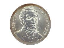 DDR 10 mark 1978 plata Justus von Liebig sello brillo