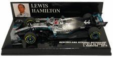 Licensed by DAIMLER LEWIS HAMILTON 2017 W08 EQ Mercedes F1 Car-1:43